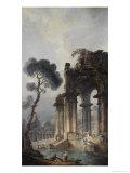 Ruins Near Water  c1779