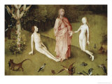 Detail of Garden of Earthly Delights  no1  c1505