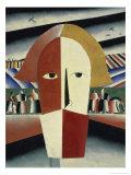 Peasant's Head  c1928-1932