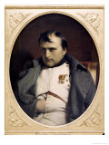 Napoleon in Fountainebleau