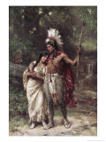 Hiawatha's Wedding Journey
