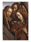 Singing Angels  Ghent Altarpiece
