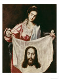 Veronica and the Holy Veil
