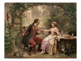 Washington's Courtship