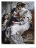 Helena Fourment and Children