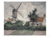 Moulin a Knocke  Belgique