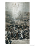 Ascension from the Mount of Olives