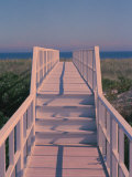 Bridge at Long Island Beach  NY
