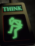 Traffic Pictogram for Think