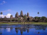 Angkor Wat Temple  Angkor  Cambodia