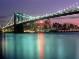 Brooklyn Bridge  Brooklyn Heights  NYC