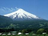 Villarica Volcano  Villarica National Park  Chile