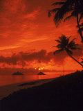Sunrise  Lanikai Oahu  Hawaii