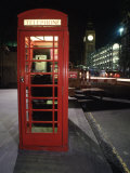 Telephone Booth  London  England