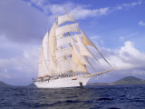 Star Clipper  4-Masted Sailing Ship