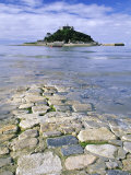 St Michaels Mount  Marazion  UK