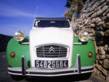 Citroen Car  Provence  France