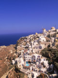 West End of Santorini  Greece
