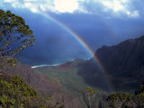 Kokee State Park  Kalalau Valley  HI