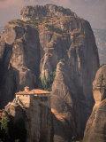 Roussanou Monastery  Meteora  Greece