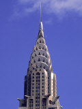 Chrysler Building  Upper Tiers  Ny
