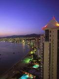 Beachfront  Acapulco  Mexico
