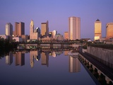 Skyline  Columbus  Ohio