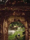 Archway Temple  Hue  Vietnam