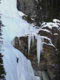 Lake Louise  Ice  Rock Climbing