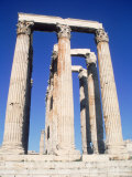 Temple of Olympian Zeus  Greece