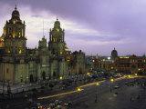 Cathedral Metropolitana  Mexico City  Mexico