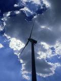 Wind Powered Electric Generator  Gray County Wind Farm  Kansas