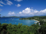 Caneel Bay  Virgin Islands National Park  St John