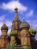 St Basil's Cathedral  Moscow  Russia