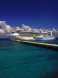 Cruise Ship  Cozumel  Mexico