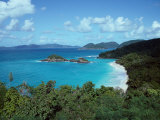 Bay  St John  US Virgin Islands