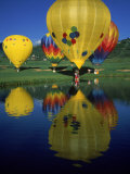 Hot Air Balloons  Snowmass CO