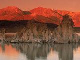 Sunrise  Mono Lake  CA