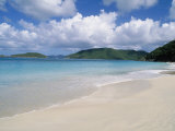 Cinnamon Beach  Virgin Islands National Park  St John