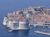 Old Wall City of Dubrovnik  Croatia