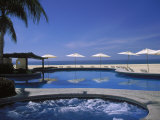 Pool Umbrella  Cabo San Lucas  Mexico