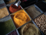 Spices  Bombay Market  Bombay  India