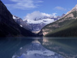 Lake Louise at Dawn  Alberta  CAN