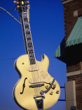 Sun Studio Guitar Sign  Memphis