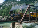 Durango-Silverton Line  CO