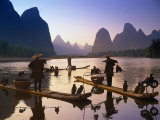 Cormorant  Fisherman  China