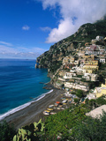 Village of Positano  Italy