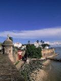 La Fortaleza  Old San Juan  Puerto Rico