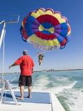 Parasailing  Venice  Florida