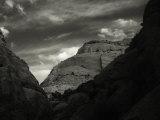 Chimney Rock Canyon  Capitol Reef National Park  Utah